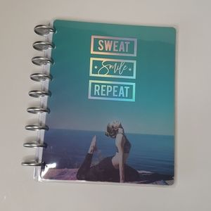 Happy Planner Food and Fitness Journal